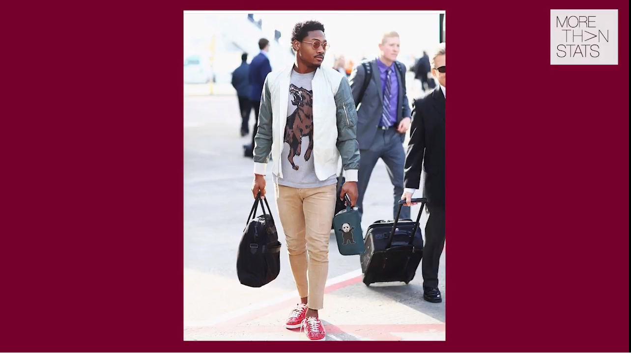 4 Best-Dressed NFL Players Of Week 13: Stefon Diggs, Otto Lewis & More
