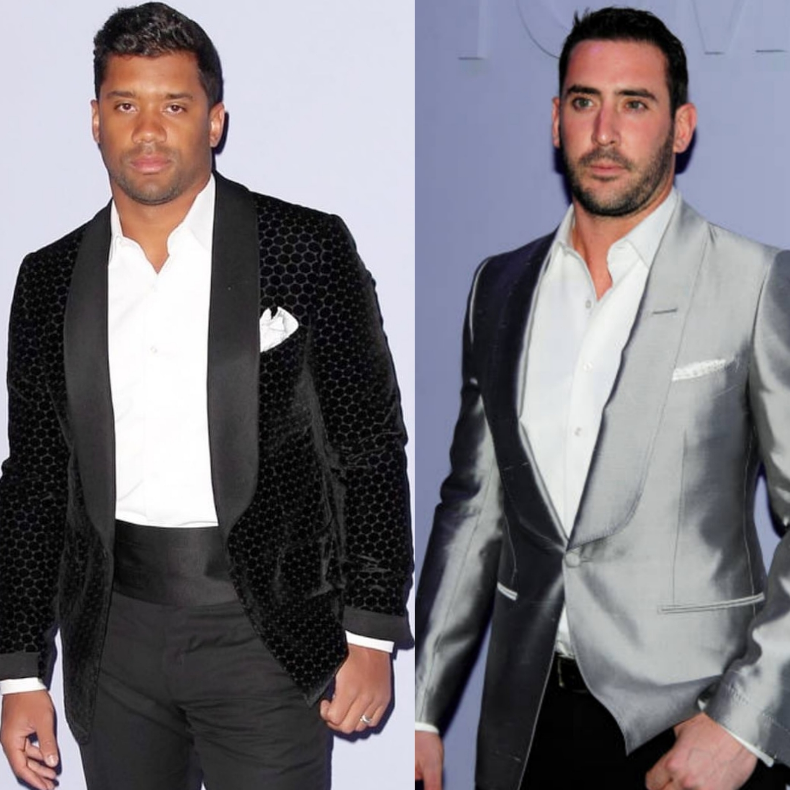 Russell Wilson And Matt Harvey Attend Tom Ford's New York Fashion Week Men's FW'18 Presentation