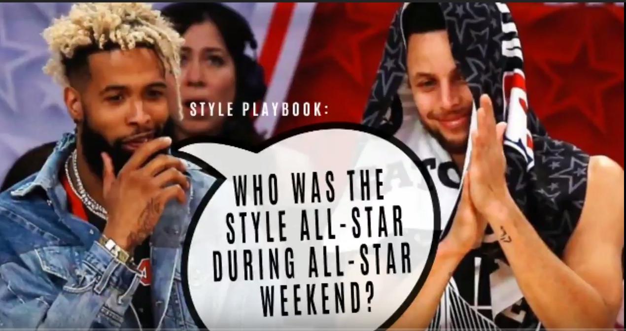 NBA All-Star Weekend 2018's Biggest Fashion Statements