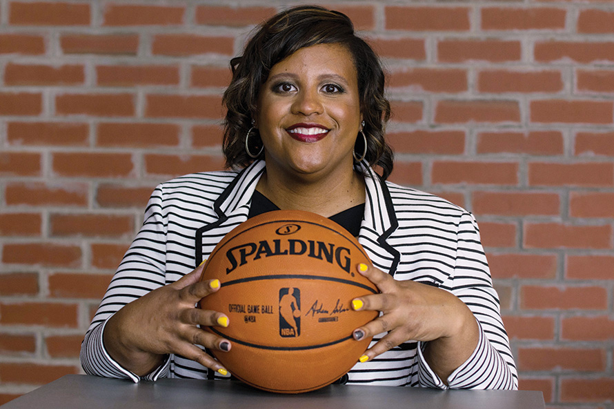Spalding's Global Marketing VP Kenyatta Bynoe Talks Sports Culture & Fashion