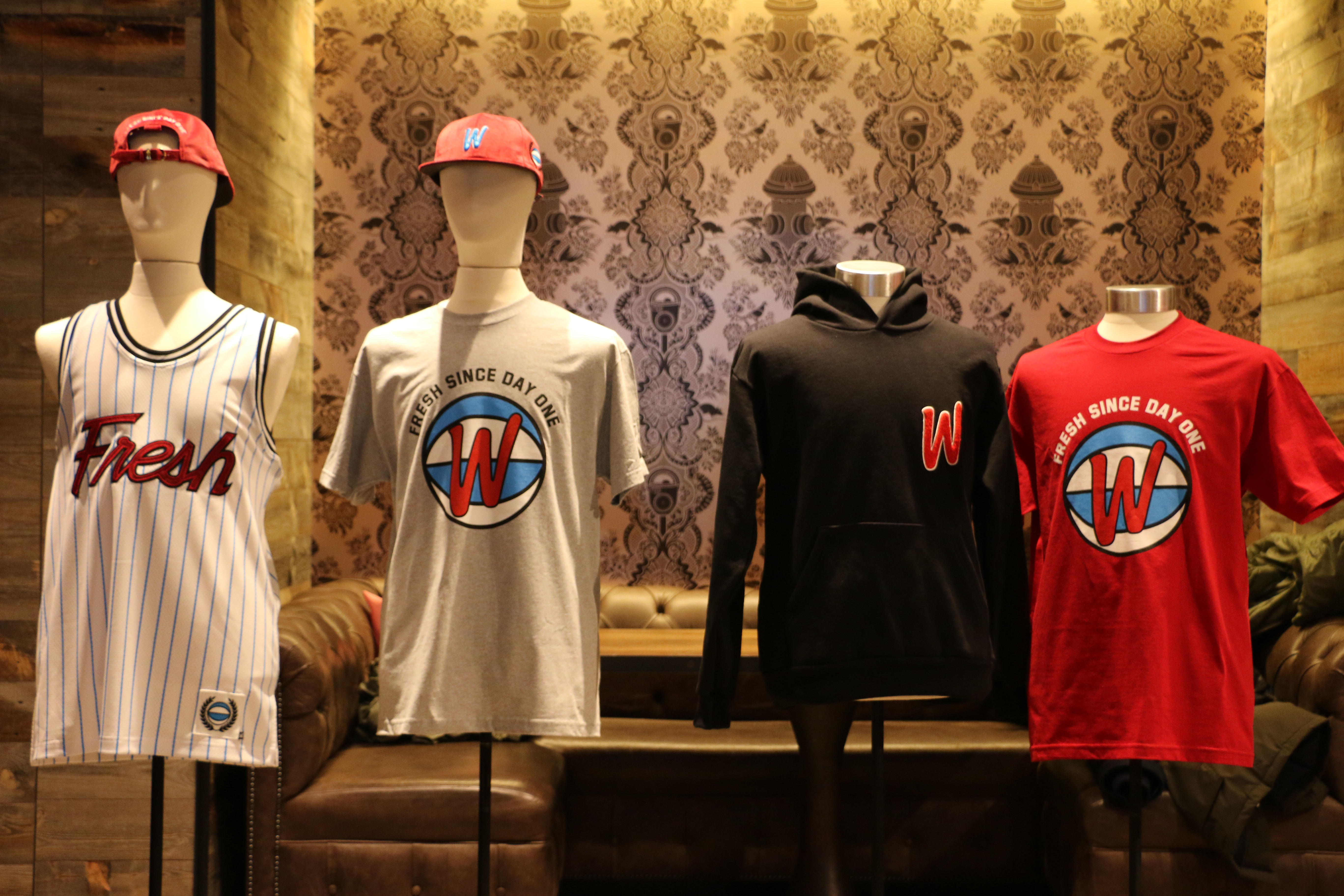"""Don C & Wendy's NCAA March Madness Collection Will Keep You """"FRESH."""""""