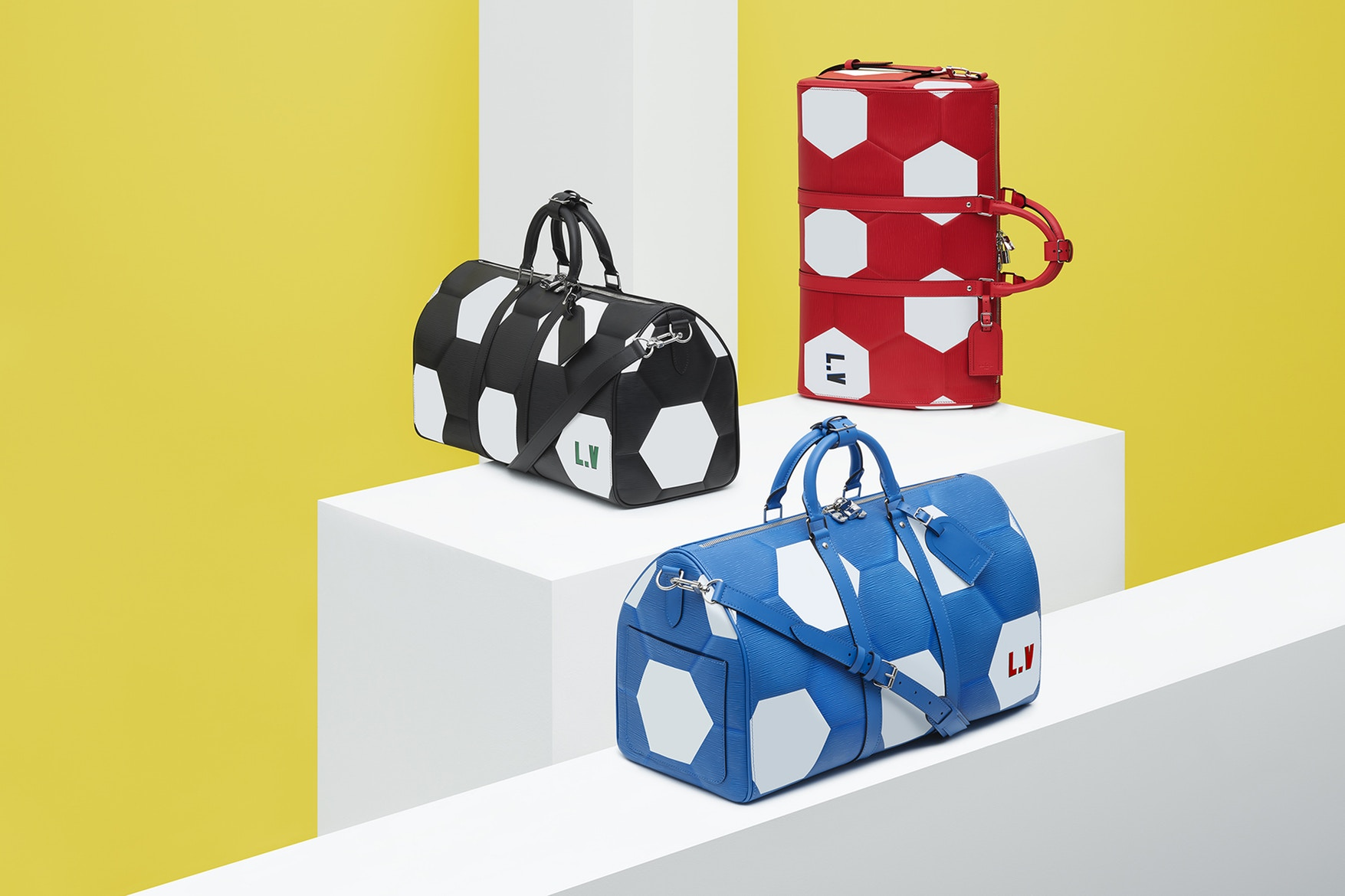 Louis Vuitton And FIFA Collaborate On World Cup 2018 Russia Accessories Collection