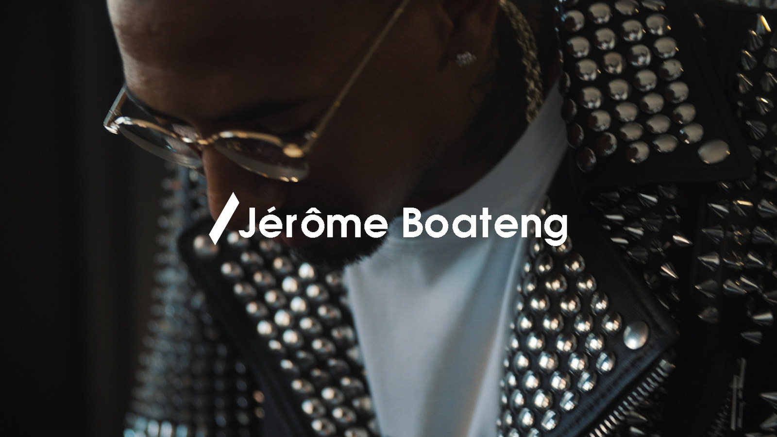 Footballer Jerome Boateng Designs Collection With /Nyden