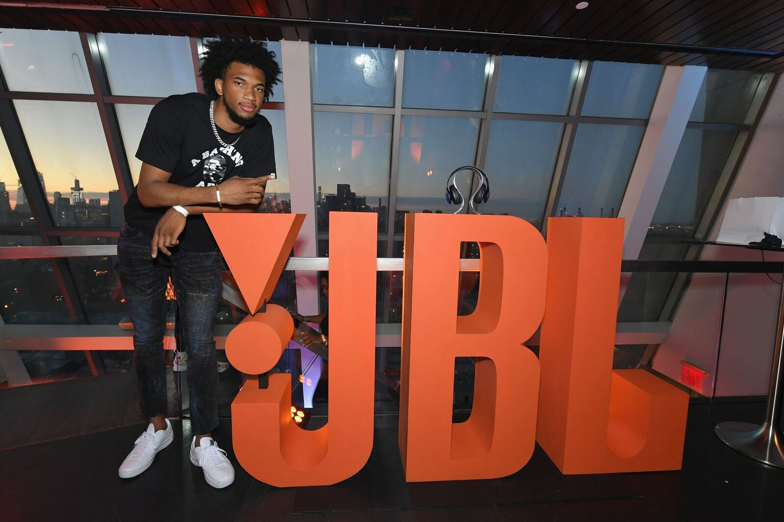 JBL Audio Welcomes Marvin Bagley III to the NBA With NYC Event
