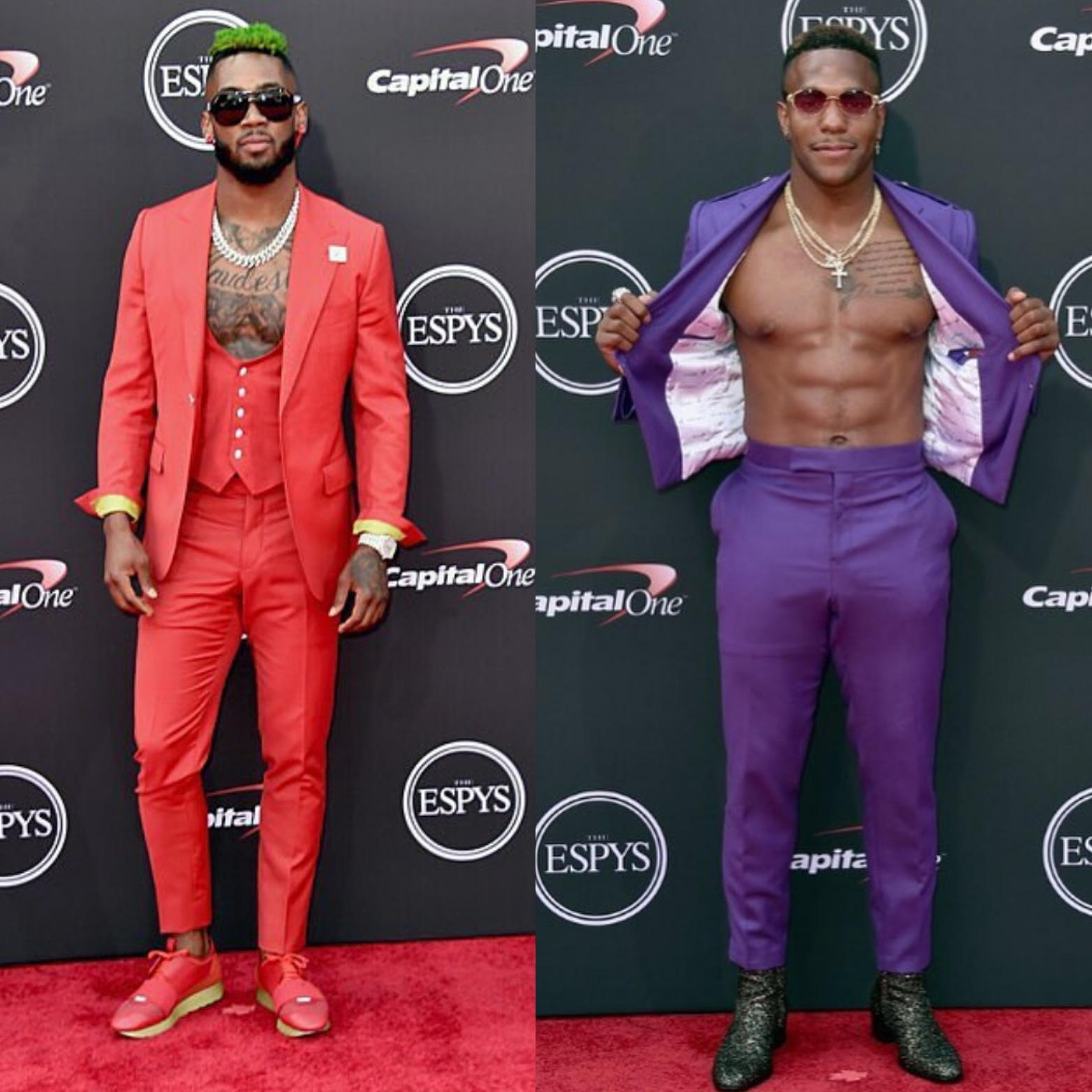 ESPYs 2018: 4 Biggest Fashion Trends