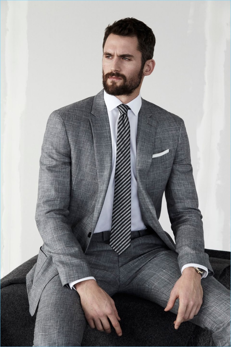 Kevin Love To Debut His Banana Republic Collection This September