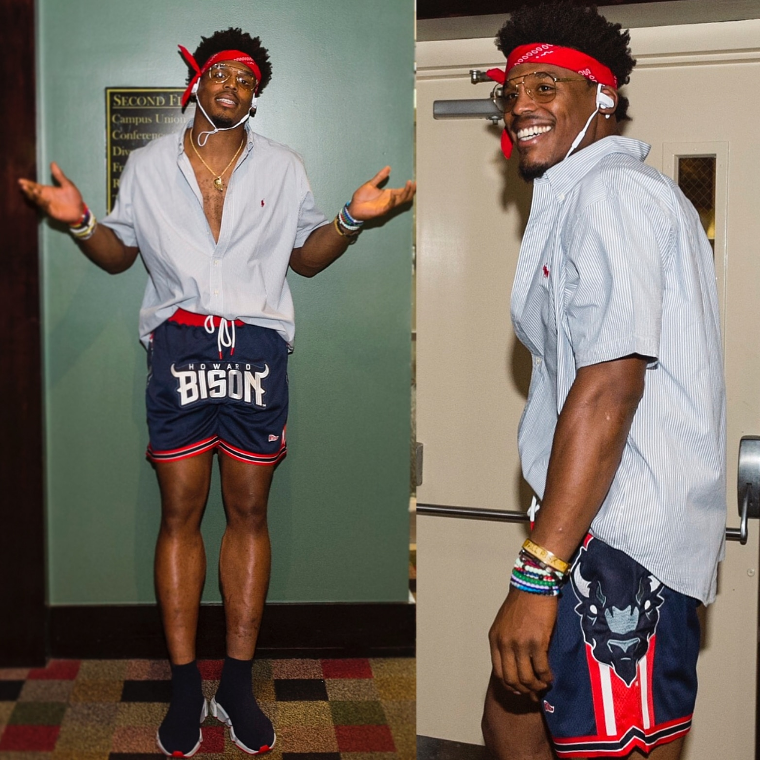 Cam Newton's NFL Season Wardrobe Preview