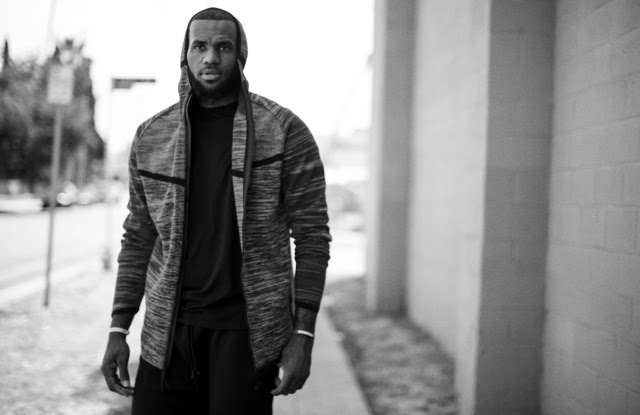 Lebron James, Nike team up with Harlem's Fashion Row for Fashion Show and Style Awards