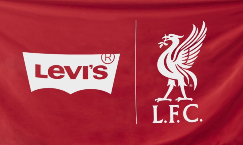 Liverpool FC & Levi's Collab On Fashion Collection And Giving Back To Fans