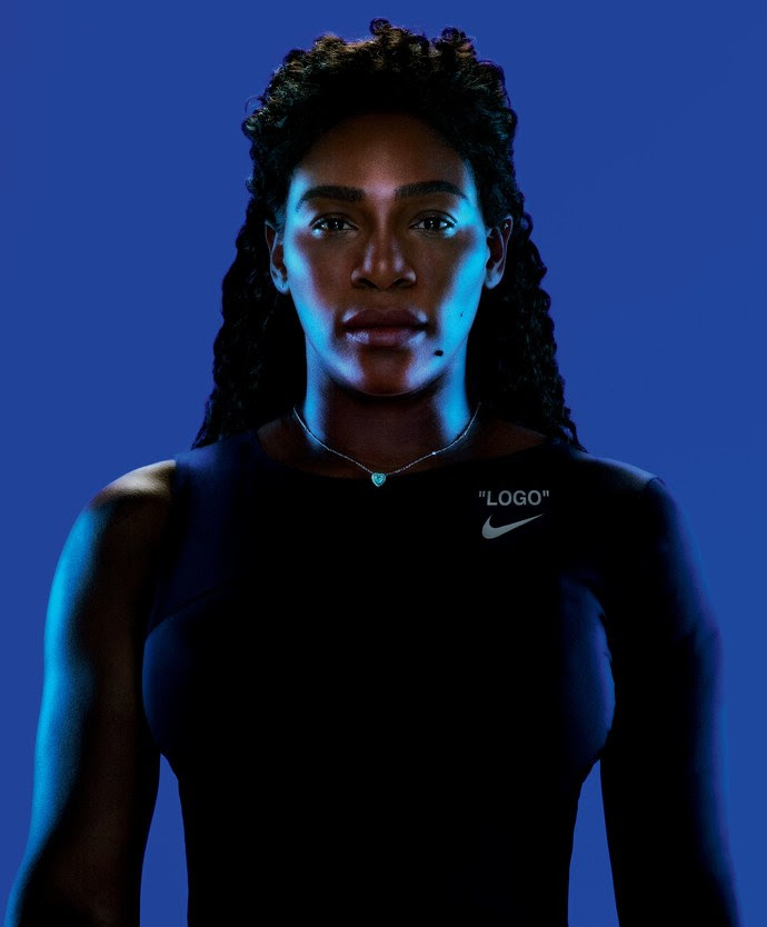 Serena Williams Will Wear Nike X Off White During 2018 U.S. Open Tennis Championships