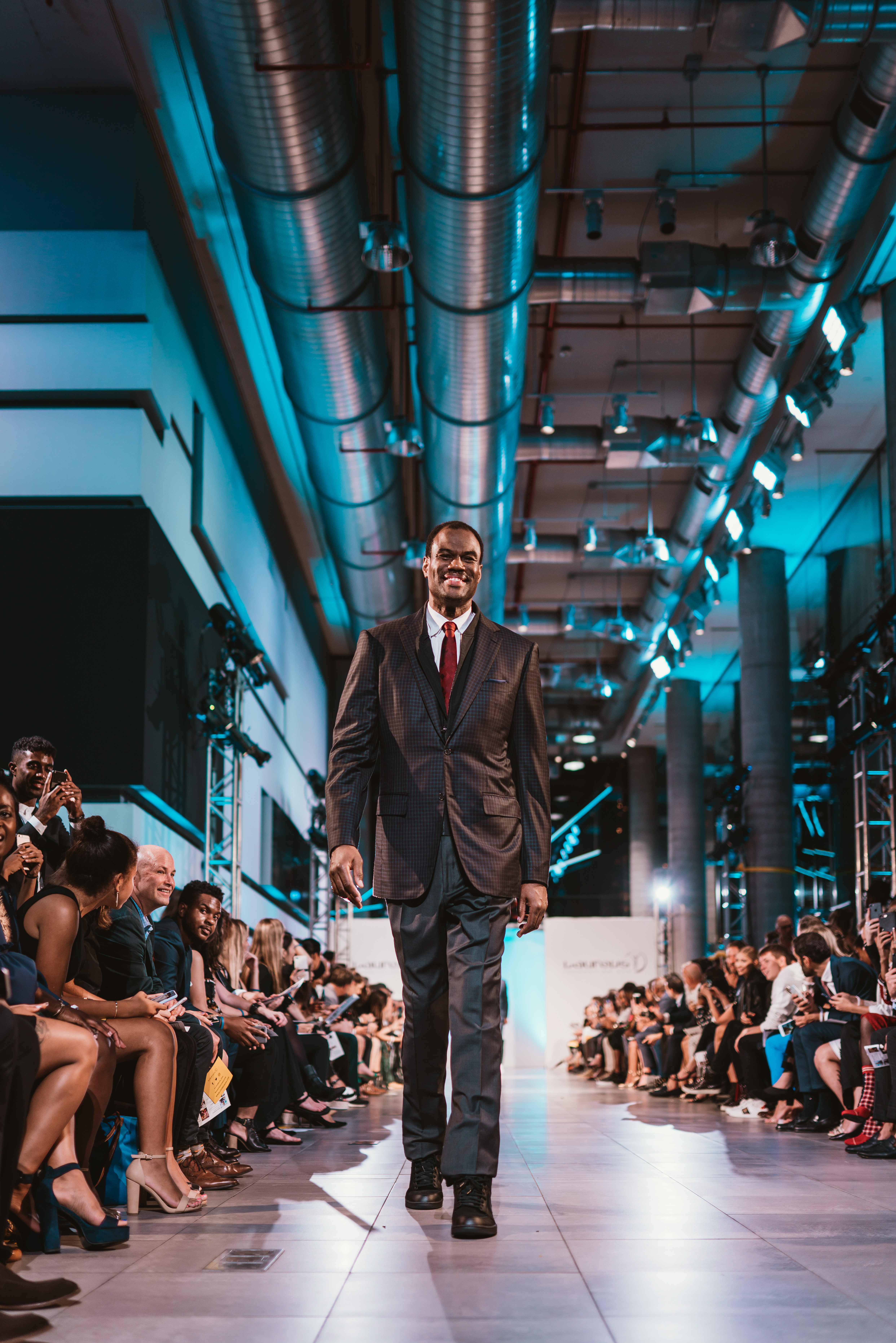 "Laureus Foundation ""Sport For Good"" Fashion Show Brings Out Top Athletes For New York Fashion Week"