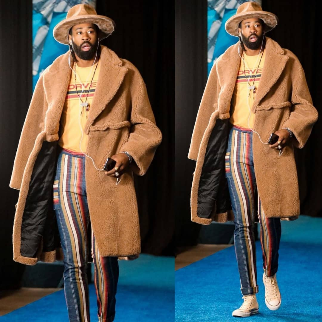 "Deandre Jordan: ""I bring a Fashion Sense To The Dallas Mavs"""
