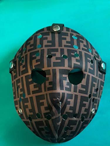 Odell Beckham Jr's Fendi Mask, Fendi Reversible Jacket
