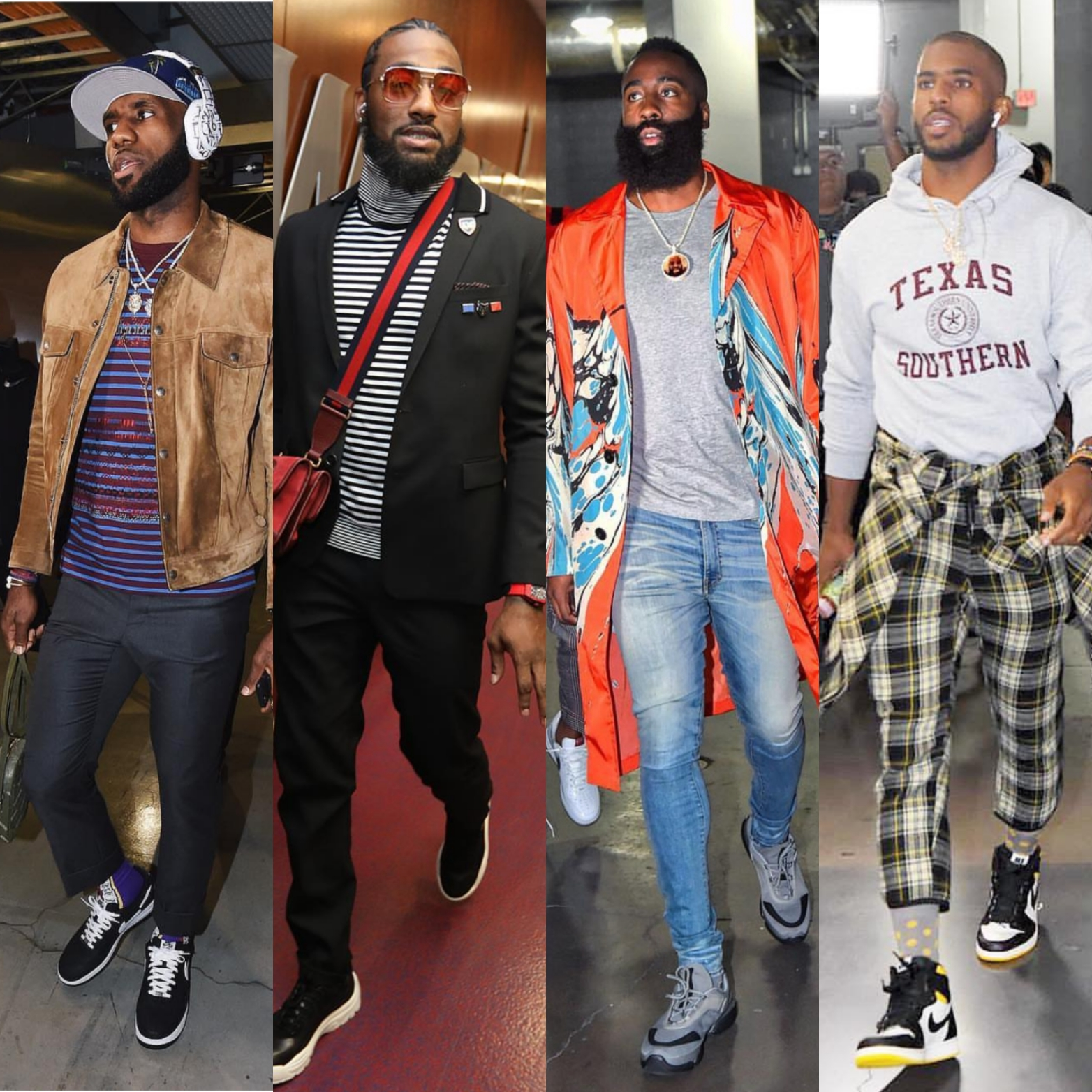 e730ae4d9c47 NBA Fashion Opening Week 2018-2019  Lebron James