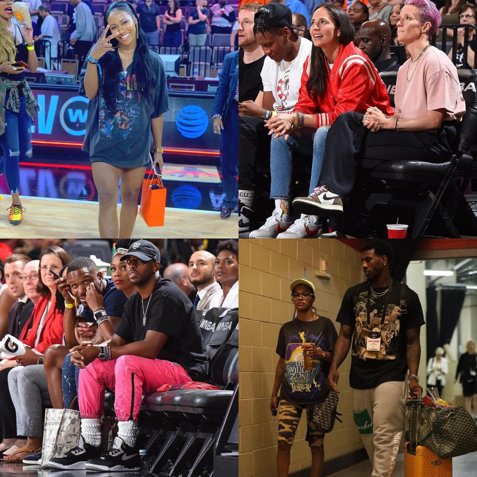 WNBA All-Star 2019 Style