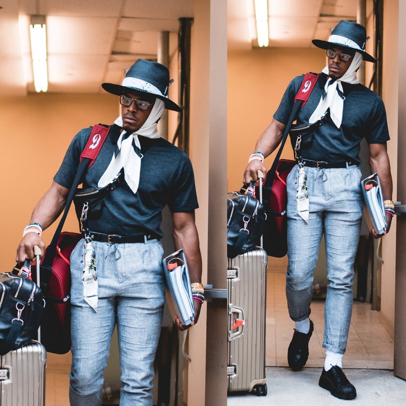 Cam Newton, The NFL's Fashion Risk-Taker??