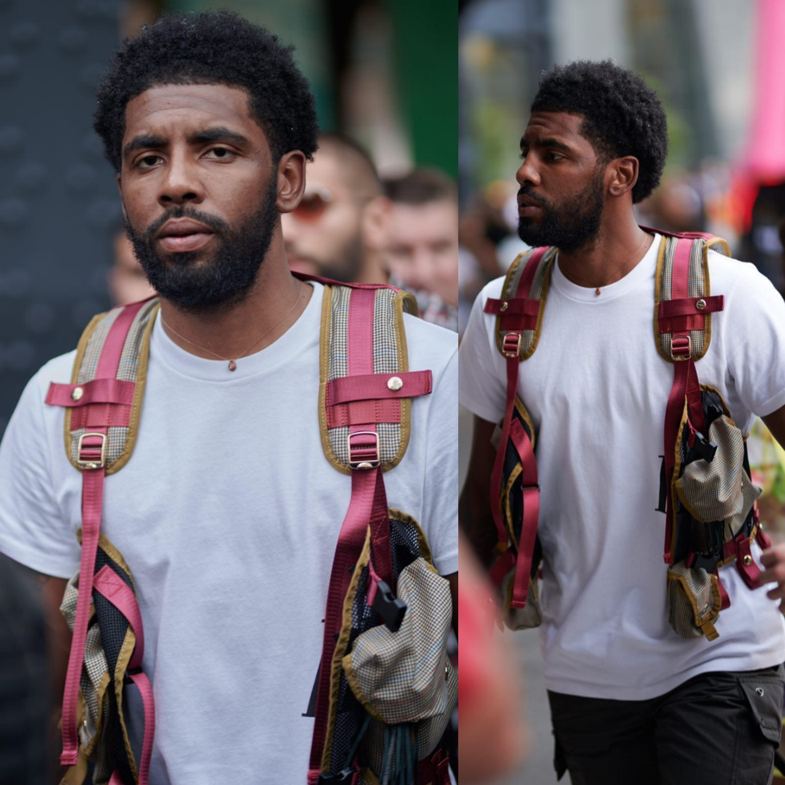Kyrie Irving Makes New York Fashion Week Debut At Coach Spring/Summer '20