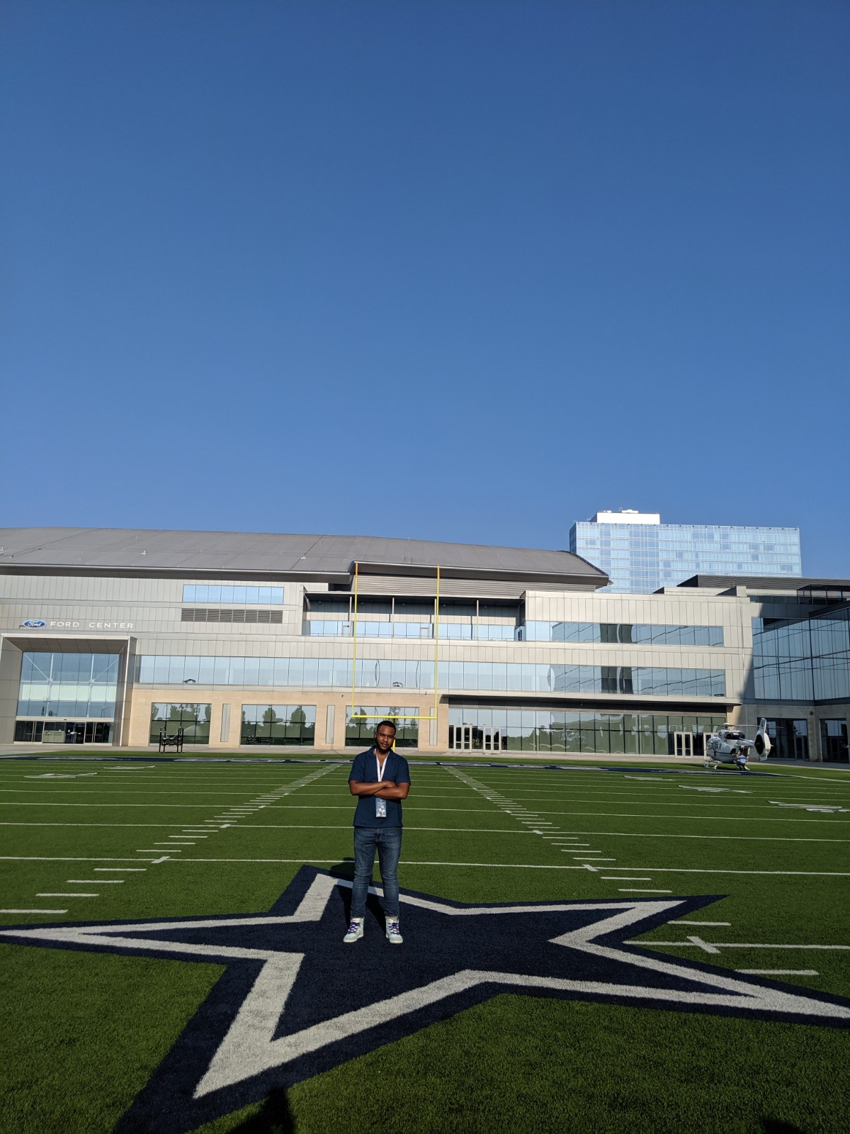 Visiting The Star: Dallas Cowboys Training Facility & HQ