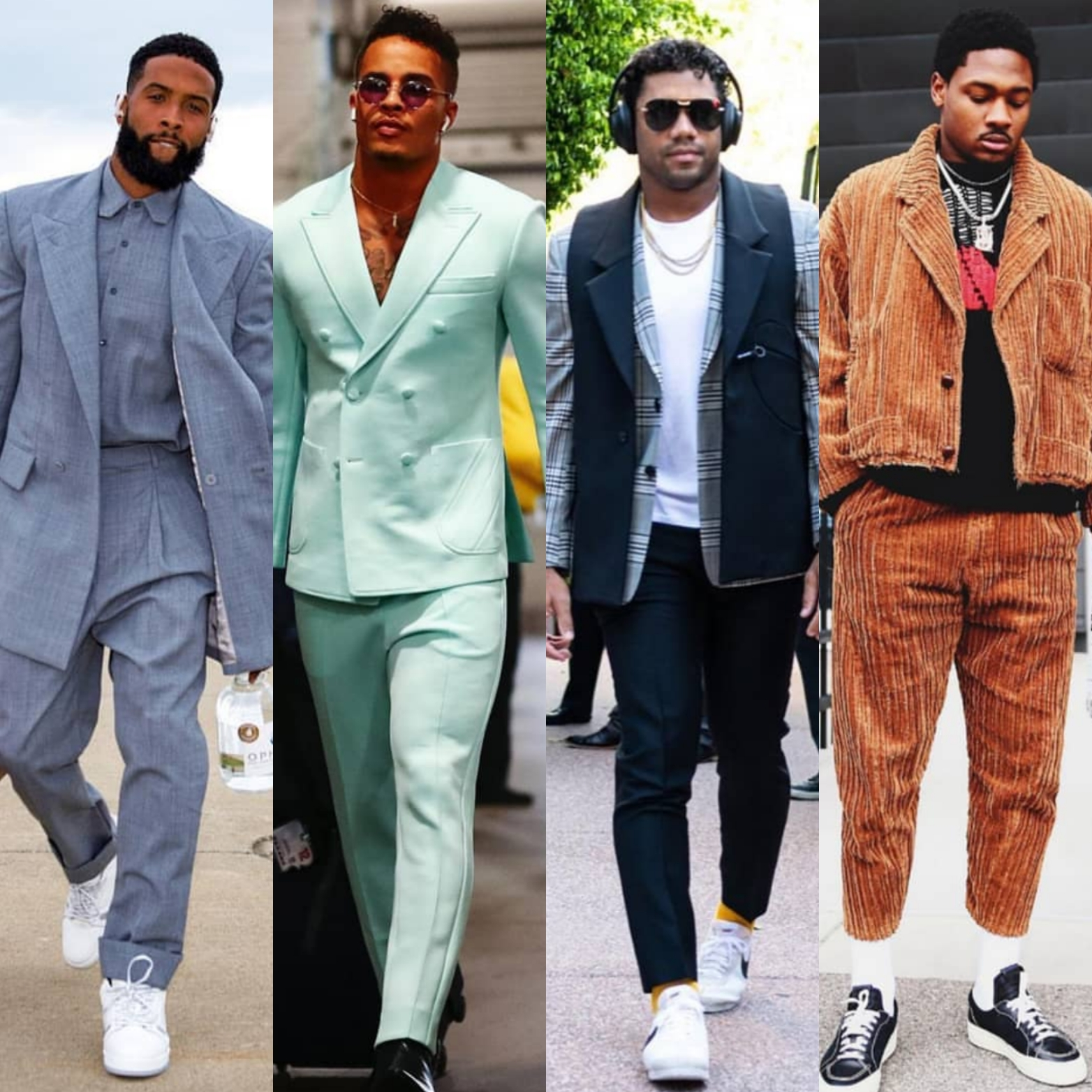 Best Fashion From NFL Weeks 1-7