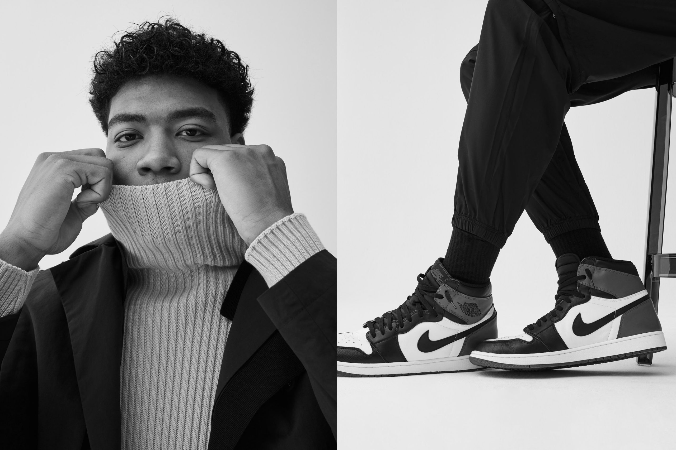 Rui Hachimura Partners With GOAT Sneakers Platform
